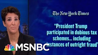 Download Fraud Of Donald Trump's Self-Made Persona Exposed In Father's Financials | Rachel Maddow | MSNBC Video