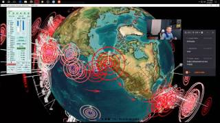 Download 2/19/2017 - Nightly Earthquake Update + Forecast - Japan, New Zealand, Italy hit as expected Video
