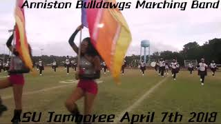 Download Anniston High School Bulldawgs Marching Band Will Be Part Of Alabama State Jamboree (2018) April 7th Video