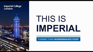 Download Funding undergraduate study at Imperial Video