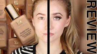 Download Estée Lauder Double Wear Foundation REVIEW + DEMO | geekNchic Video