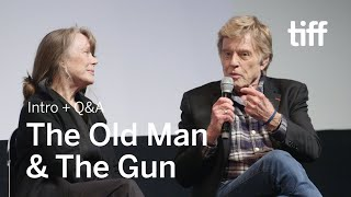 Download THE OLD MAN & THE GUN Cast and Crew Q&A | TIFF 2018 Video
