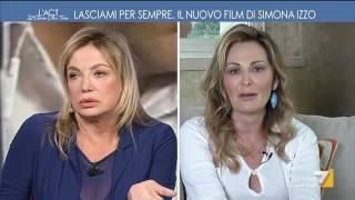 Download Simona Izzo contro Daniela Santanchè (FI): Me sento male su Salvini Video