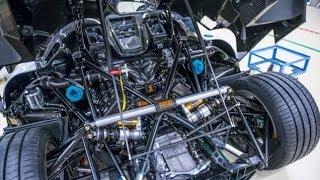 Download The 1360HP Heart of the Koenigsegg One:1 - Inside Koenigsegg Video