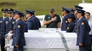 Download Bodies Of Team Killed in Crash Head To Brazil Video