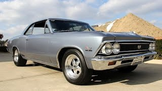 Download 1966 Chevrolet Chevelle SS For Sale Video
