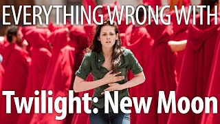 Download Everything Wrong With The Twilight Saga: New Moon In 12 Minutes Or More Video