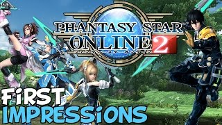 Download Phantasy Star Online 2 First Impressions ″Is It Worth Playing?″ Video