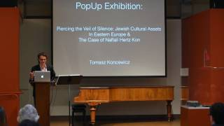 Download PopUp Exhibition | Tomasz Koncewicz on Piercing the Veil of Silence Video