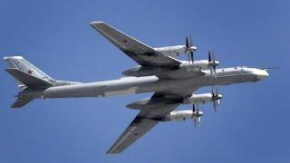 Download Russian bombers: 'Good morning, American pilots' Video