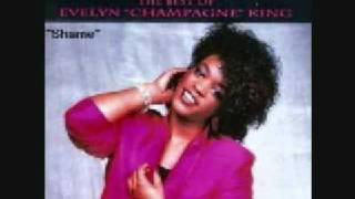 Download Evelyn 'Champagne' King - Shame Video