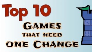 Download Top 10 Games That Need One Change Video