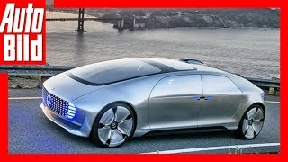 Download Mercedes F 015 - Erste Fahrt im Benz der Zukunft Video