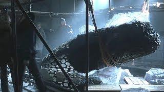 Download 【喵嗷污】专家在南极挖出被冰冻的飞船,里面的生物,竟能轻易毁灭全人类《异形猎手》几分钟看科幻片 Video