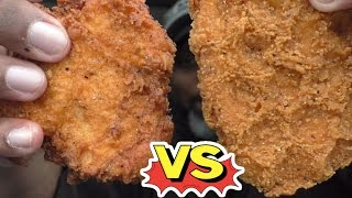 Download Chick-Fil-A VS Wendy's Spicy Chicken Sandwich Video