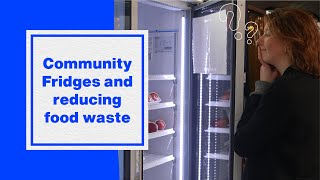 Download Community Fridges & Reducing Food Waste | Hubbub Vlog Video