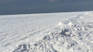 Download Raw: Frozen Waves Off Nantucket Video