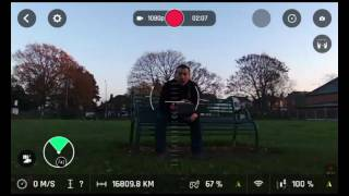 Download FreeFlight Pro App is rubbish for Bebop 1 Drone Video