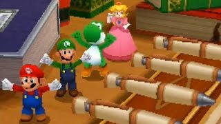 Download Mario Party DS - All 4-Player Minigames Video