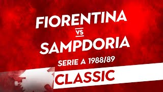 Download Classic: Fiorentina-Sampdoria 1988/89 Video