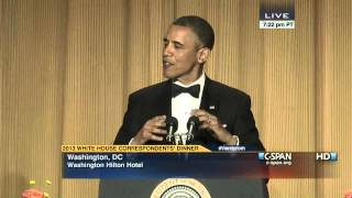 Download President Obama at 2013 White House Correspondents' Dinner (C-SPAN) Video