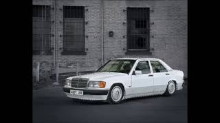Download Virtual Tuning Mercedes 190 Photoshop Video