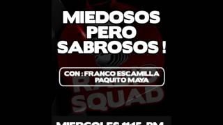 Download Miedosos pero Sabrosos 19 de Julio.- Respiración Video