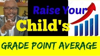 Download Parent Involvement: How to Raise your Child's high school GPA for College & Scholarships! Video