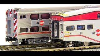 Download HO Scale & N Scale Caltrain Model Reviews 12-1-13 Podcast Video