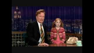 Download Conan O'Brien's Daughter - 1/29/07 Video