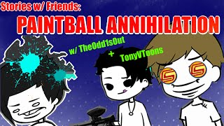 Download Paint Ball ( ft. TheOdd1sOut & TonyVToons ) - [ Erold Story ] Video
