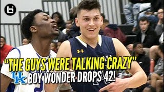 Download ″The Guys Were TALKING CRAZY″ KENTUCKY commit Tyler Herro scores 42 Points! Full Highlights! Video