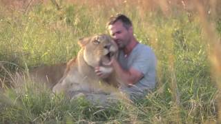 Download THE LION WHISPERER Behind the Scenes Video