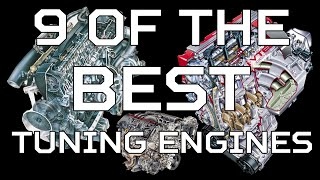 Download 9 of the Best Tuning Engines Video