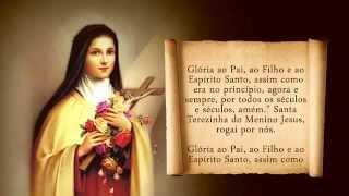 Download Santa Teresinha - Novena das rosas Video