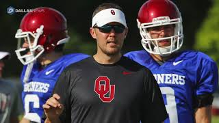 Download It's no big news to Muleshoe that Lincoln Riley is the new Oklahoma football coach Video
