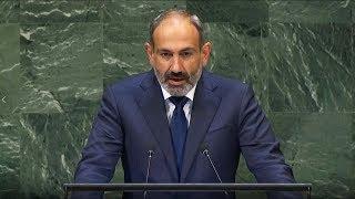 Download Выступление Никола Пашиняна на заседании Генеральной Ассамблеи ООН в Нью-Йорке. Video