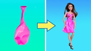 Download 22 TOTALLY COOL DIY BARBIE HACKS AND CRAFTS Video