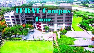 Download My University Campus Tour | IUBAT | Campus with Absolute Green Video