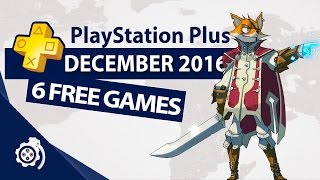 Download PlayStation Plus (PS+) December 2016 Video