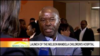 Download The role of the board at the Nelson Mandela Children's Hospital Video