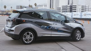 Download Driving the Chevy Bolt: An affordable electric car for everyone — CES 2016 Video