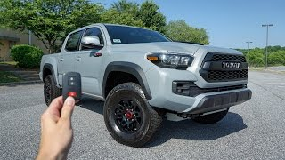 Download 2017 Toyota Tacoma TRD PRO: Start Up, Exhaust, Test Drive, CRAWL and Review Video