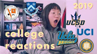 Download 2019 college decisions reactions - i got into my dream school! (UCLA, columbia, berkeley, + more) Video