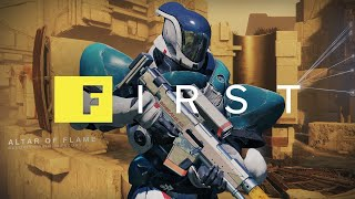 Download Destiny 2: 7 Minutes of Survival Gameplay on Altar of Flame - IGN First Video