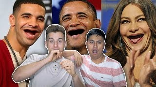 Download Funny Photos Of Celebrities Without Teeth Video