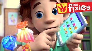 Download The Fixies ★ THE FIXIPHONE   MORE Full Episodes ★ Fixies English   Cartoon For Kids Video