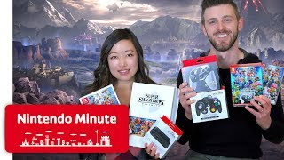 Download Super Smash Bros. Ultimate ULTIMATE Unboxing! - Nintendo Minute Video