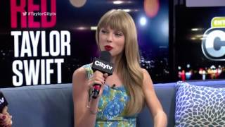 Download Taylor Swift's Interview with CityTV Canada Video