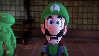 Download Luigi's Mansion 3 - Fight's in the second hour Video